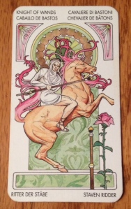 Knight of Wands (1)