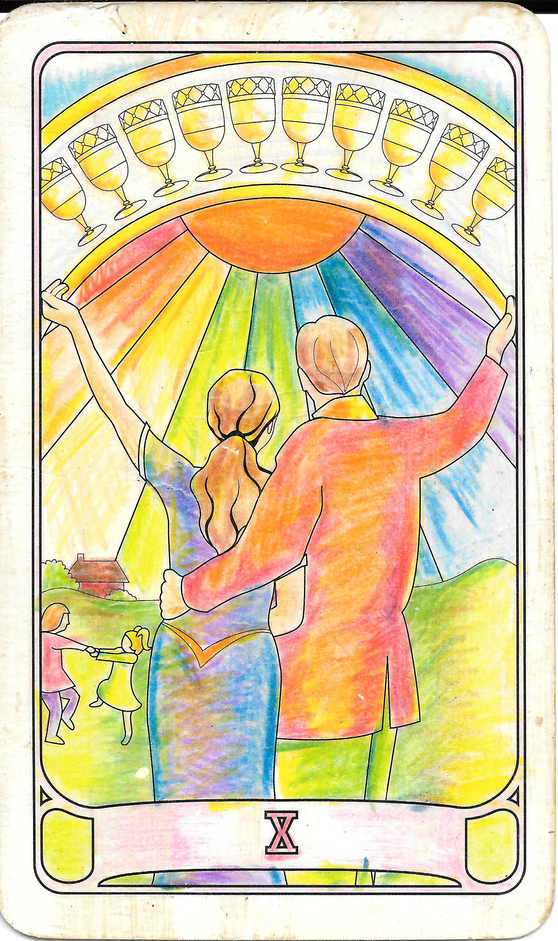 Tarot Weekly Forecast For The Week Of February 22, 2015