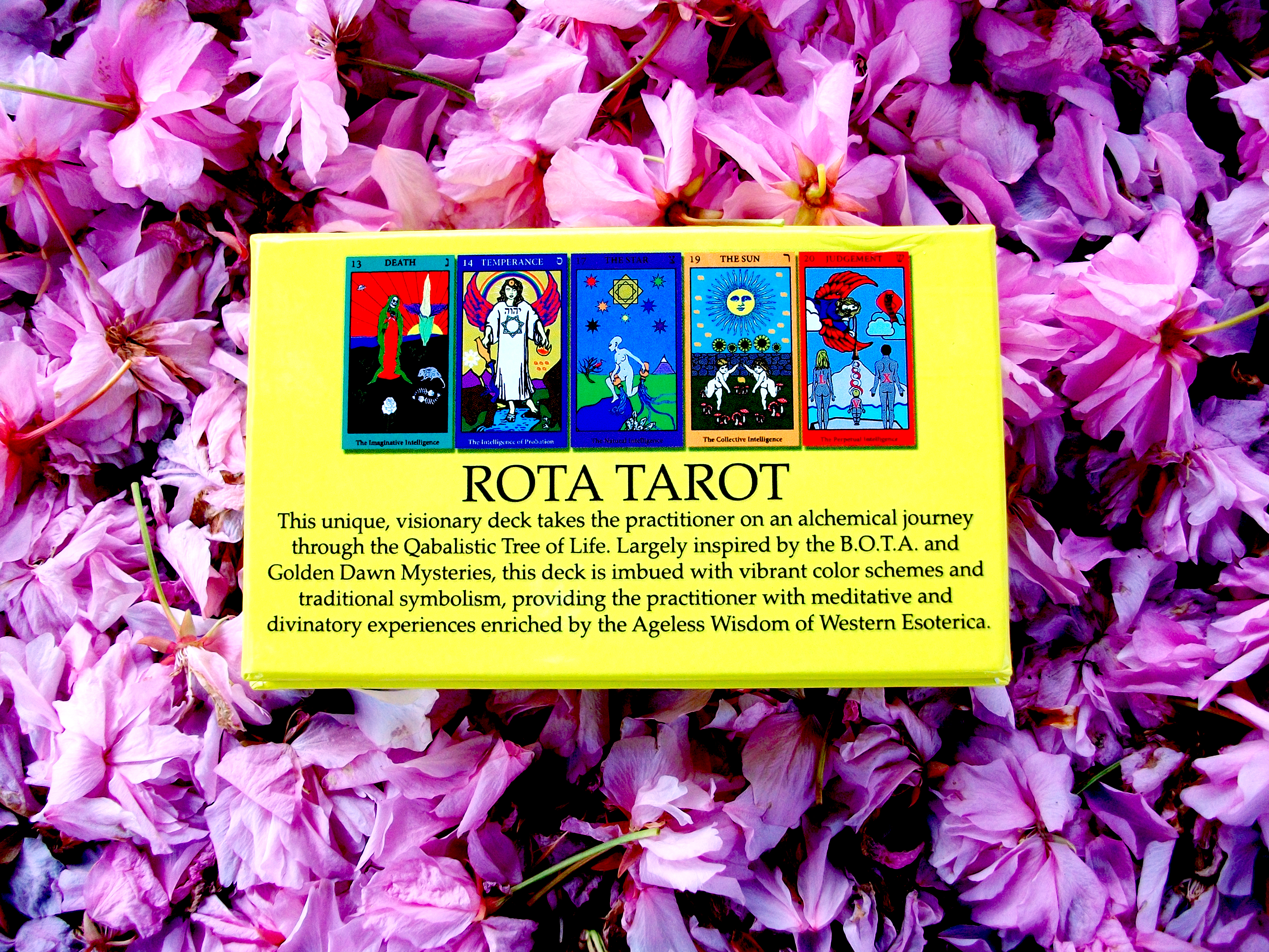 Interview with soror tzadkiel creator of the rota tarot st the qabalistic tarot is rooted in the hebrew mysteries the kabbalah and the western hermetic teachings convey that each tarot key in the major arcana buycottarizona