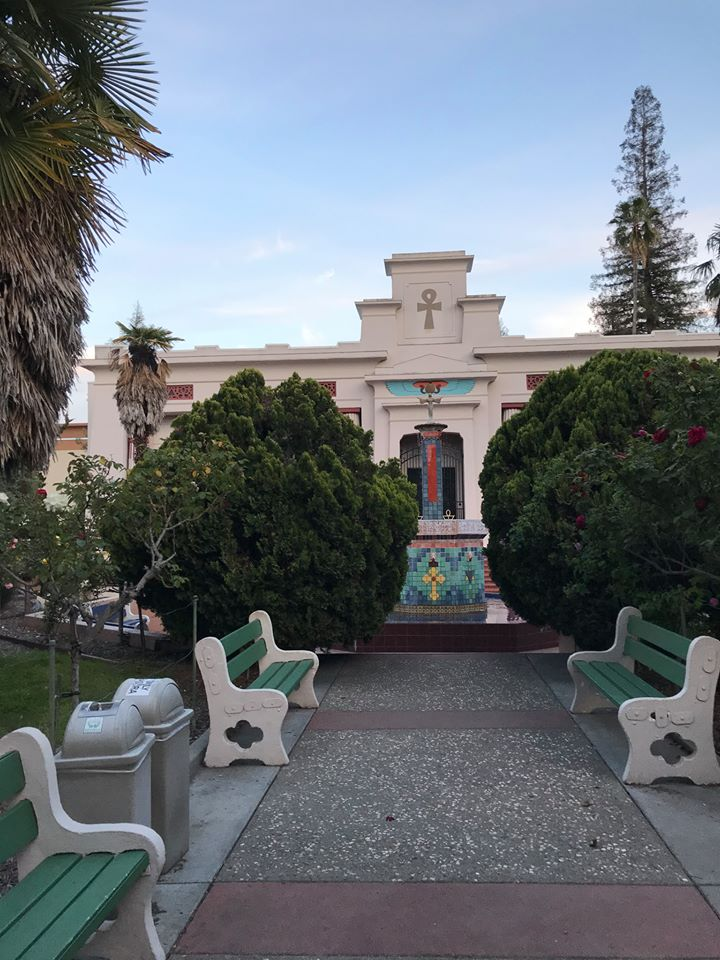 First Temple AMORC Initiation at Grand Lodge in San Jose